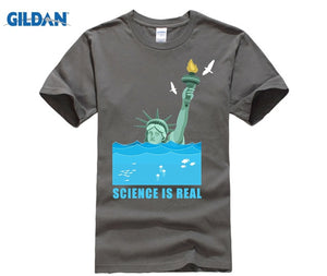 Science is Real T Shirt