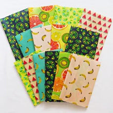 Load image into Gallery viewer, Eco Friendly Reusable Food Wraps