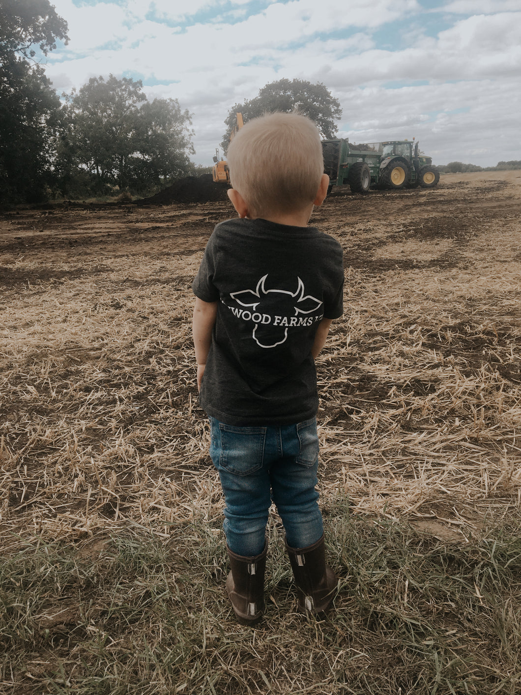 Little One's Basic Tee