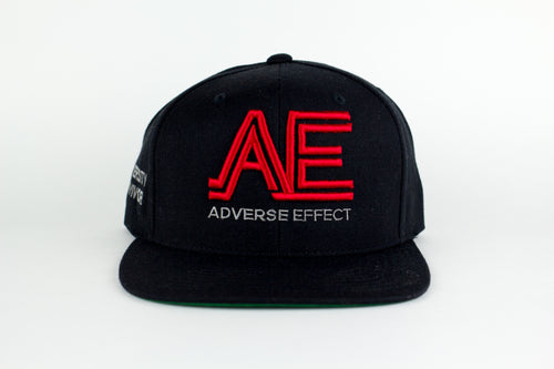 Adverse Effect Hat (in black)