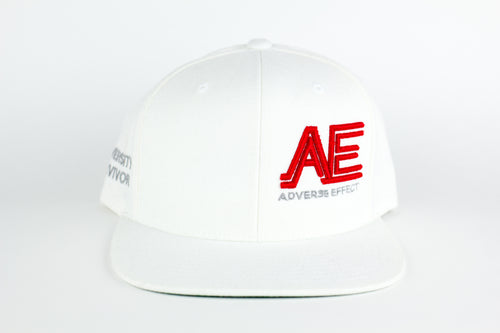 Adverse Effect Hat (in white)