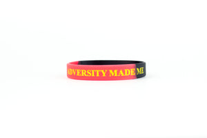 Adversity Made Me Wristband