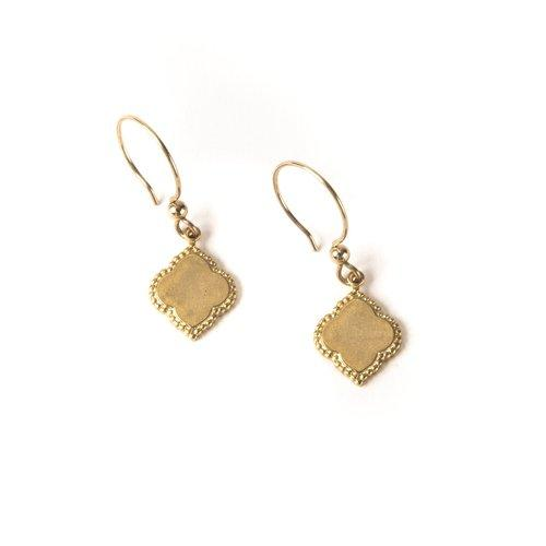 Art Deco Pendant III Earrings
