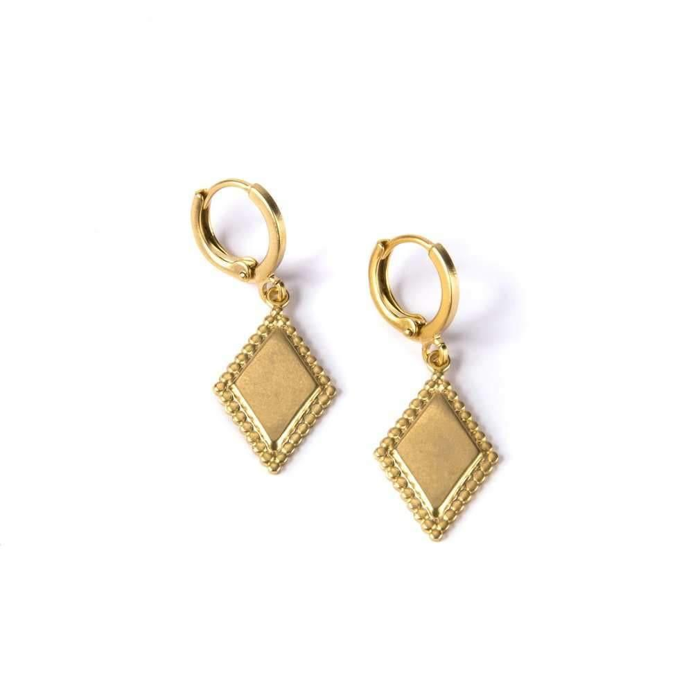 Art Deco Pendant IV Earrings