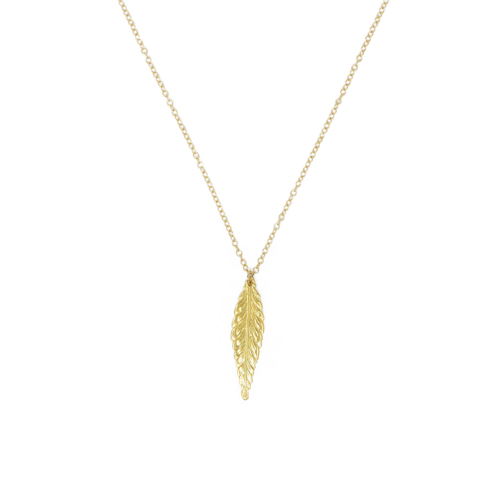 Victorian Angel Wing Necklace