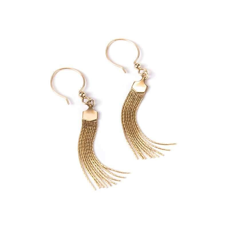 Cardano Tassel Earrings