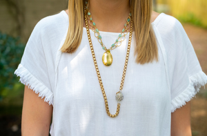 Chunky Rolo Necklace