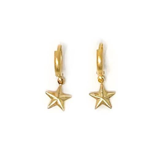 Star I Earrings