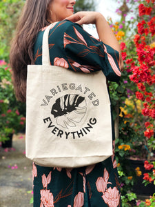 Variegated Everything Tote
