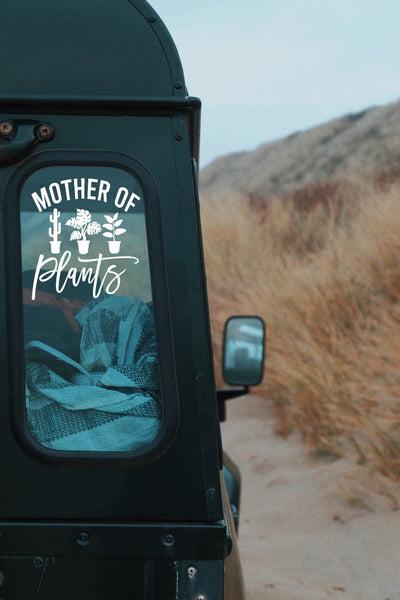 Mother of Plants Decal