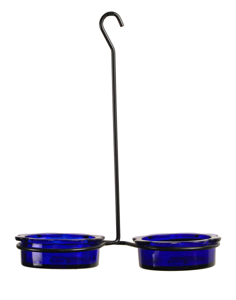 Hanging Cup Feeder (Double)
