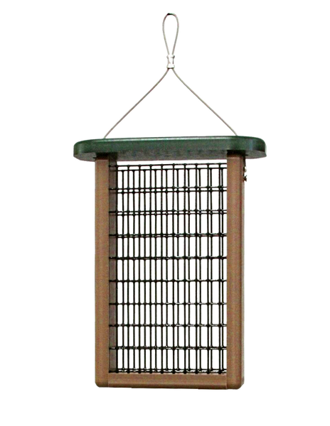double kettle moraine recycled suet feeder