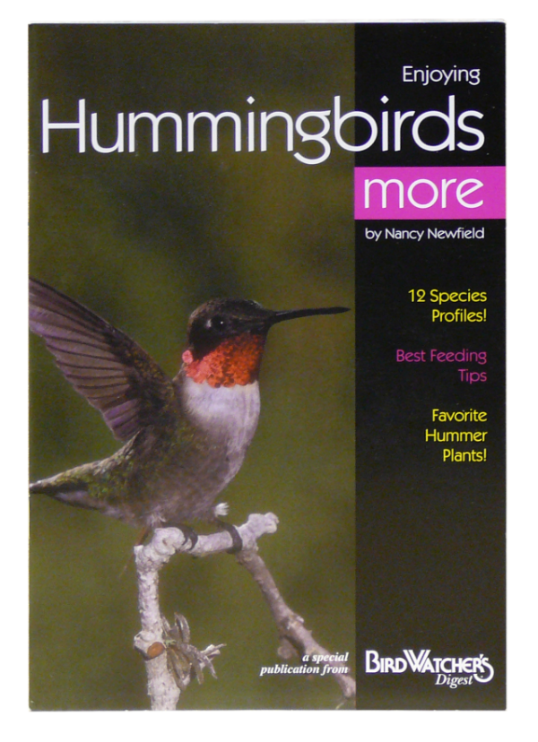 Book for how to attract hummingbirds