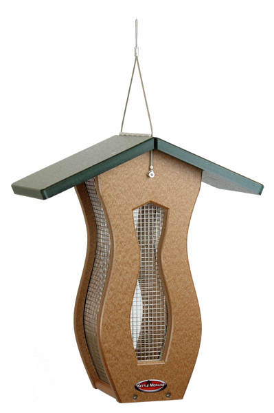 kettle moraine roofed screen feeder