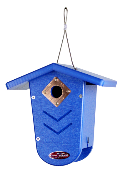 Recycled Moraine Nest Box