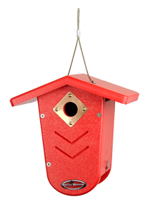 red kettle moraine nest box for chickadees