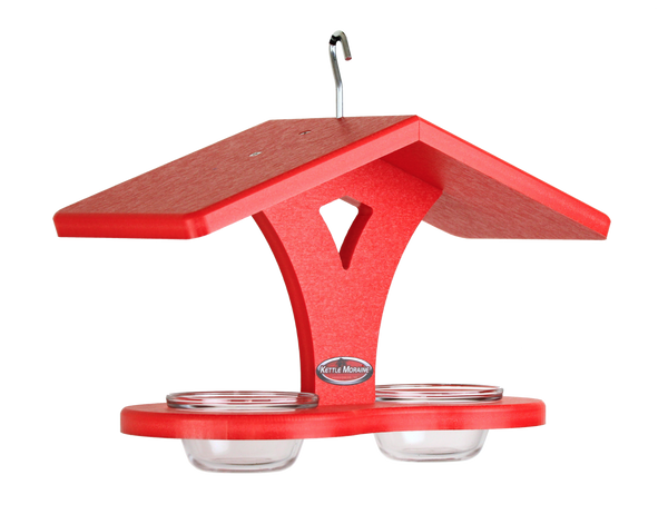 red kettle moraine jelly feeder with roof