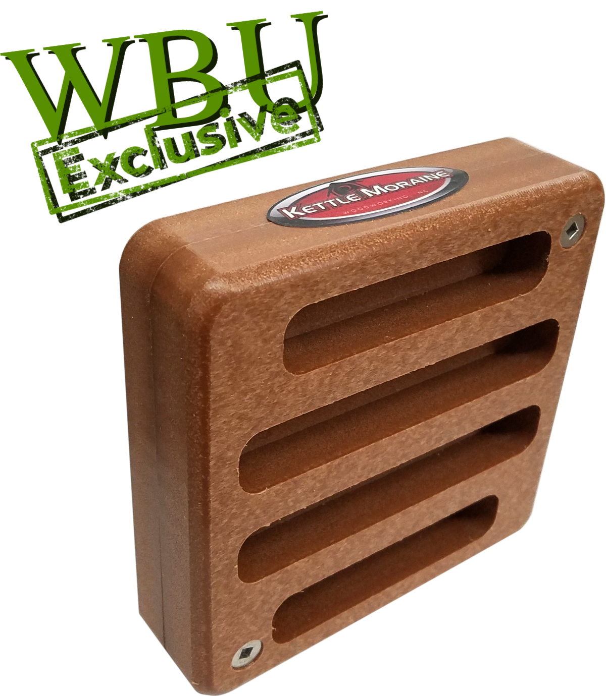Recycled Bark Butter/PB Block (WBU Exclusive)