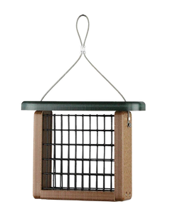 single kettle moraine recycled suet feeder