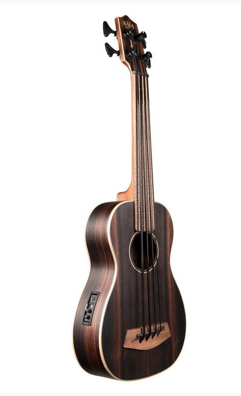 KALA Striped Ebony U-Bass
