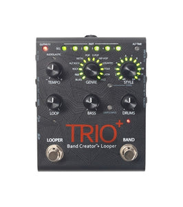 Digitech Trio+. Band Creator/Looper