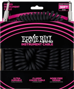 Ernie Ball  Coil Cable (9,14m)
