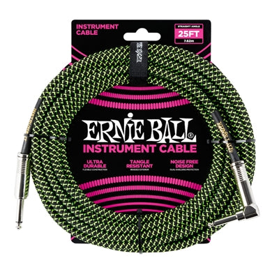 Ernie Ball EB-6066 Instrument Cable 7,5m