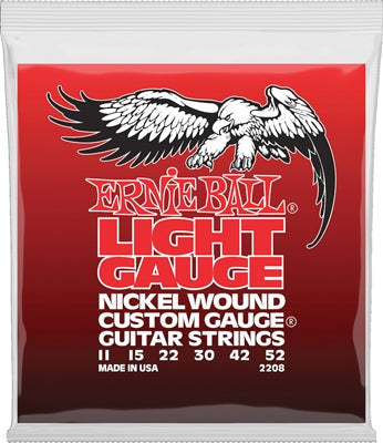 Ernie Ball Light 11-52