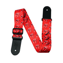 Lataa kuva Galleria-katseluun, Profile Poly Strap Tongue Red
