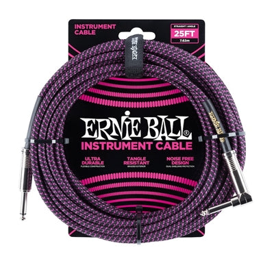 Ernie Ball EB-6068 Instrument Cable 7,5m