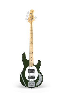Sterling By Music Man SUB RAY4 HH, Olive