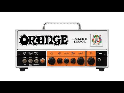 Orange Rocker 15 Head Terror  Kitaravahvistimet