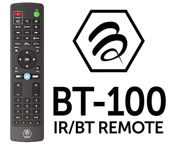 BuzzTV BT-100 Factory Replacement Remote Control - BuzzTV Global
