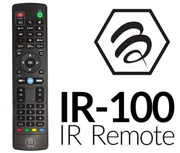 BuzzTV IR-100 Factory Replacement Remote Control - BuzzTV Global