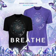Load image into Gallery viewer, Breathe crew-neck t-shirt
