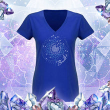 Load image into Gallery viewer, Breathe v-neck t-shirt
