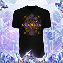 Load image into Gallery viewer, Oneness (Molecule) crew-neck t-shirt