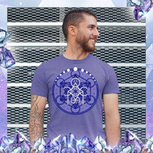 Load image into Gallery viewer, Sigil crew-neck t-shirt