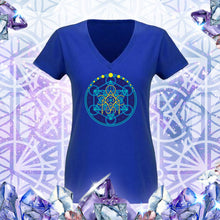Load image into Gallery viewer, Sigil v-neck t-shirt
