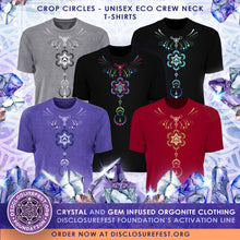 Load image into Gallery viewer, Crop Circle crew-neck t-shirt