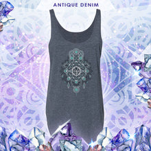 Load image into Gallery viewer, Hamsa Sigil Yoga Wear Tank