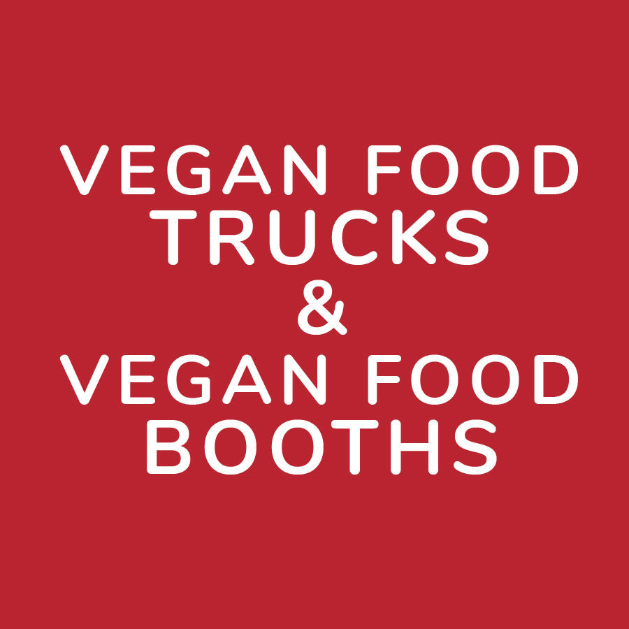 Vegan Food Truck / Food Booth