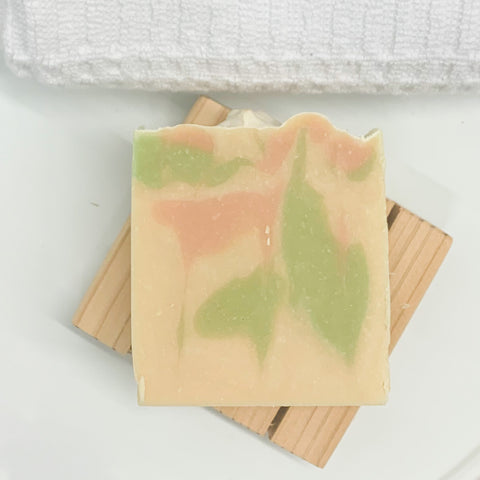 Patchouli & Orange Goat's Milk Bar Soap