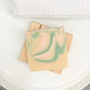 Sweet Magnolia Goat's Milk Bar Soap