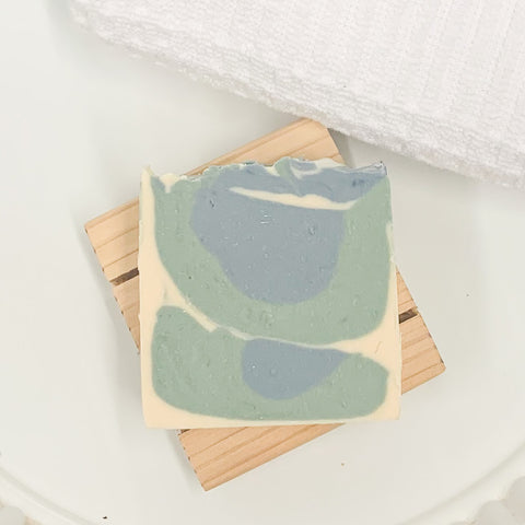 Wilderness Goat's Milk Bar Soap