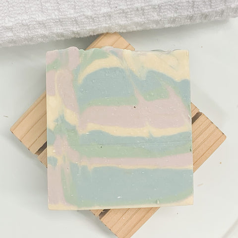 Day at the Spa Goat's Milk Bar Soap