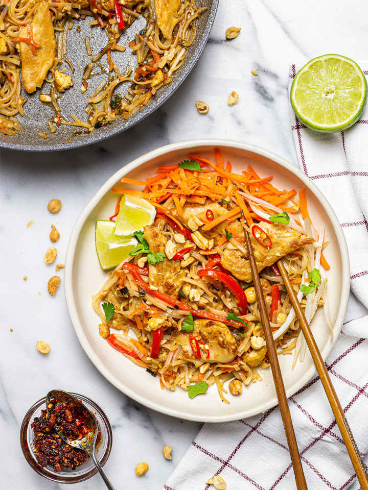 Pad Thai Not Optional
