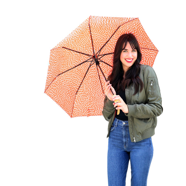 Compact Umbrella - 6 Colors Available