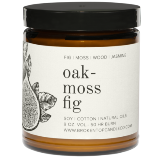 Oakmoss Fig Candle