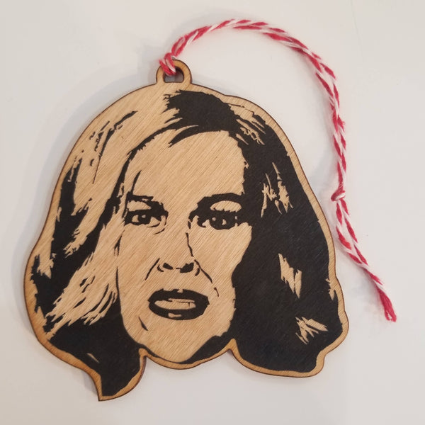 Moira Rose Ornament